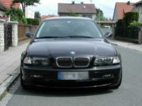 Bmw E46 sedan Eyebrows