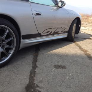 side skirts 996