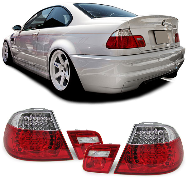 Bmw E46 Coupe Rear light