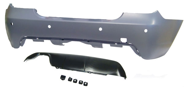 Rearbumper Bmw e60 m-optik