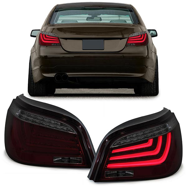 Rearlights  Smoke Led