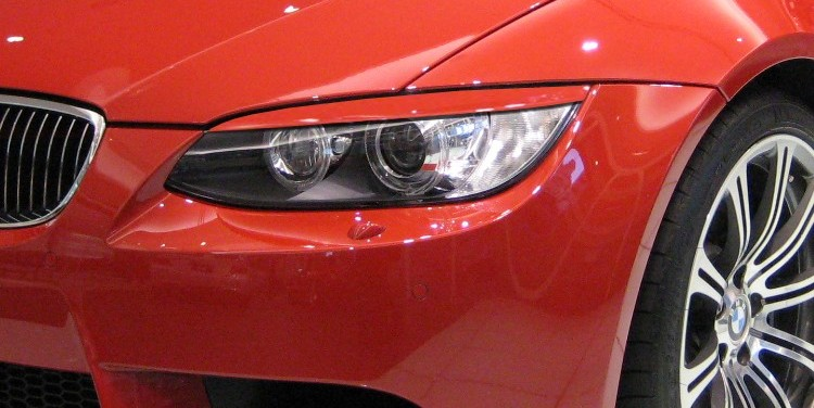 Bmw e92 eyebrows