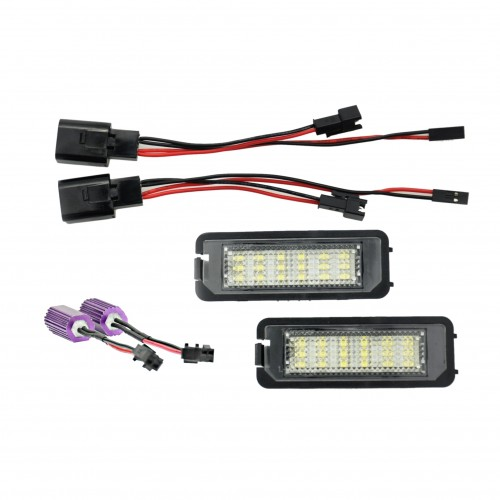 Register lampor Vag Led