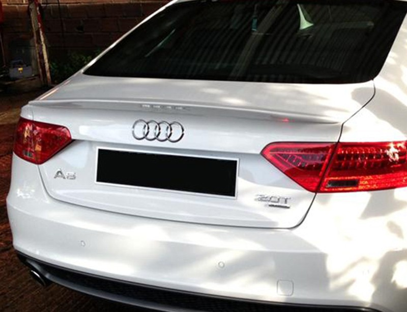 Rearspoiler A5 coupe