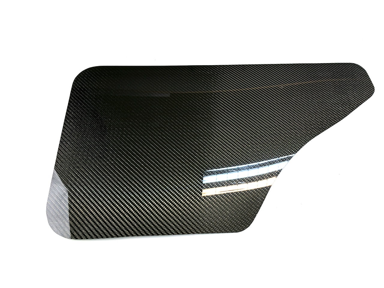Bmw E36 rear door cards carbon