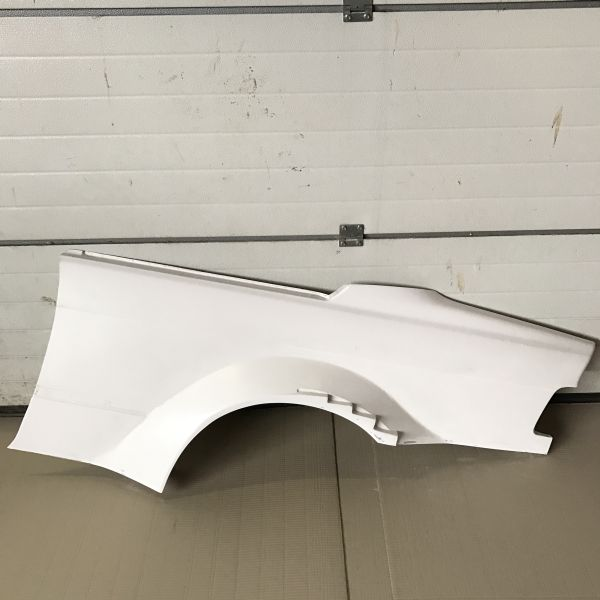 Rear fender E36 coupe