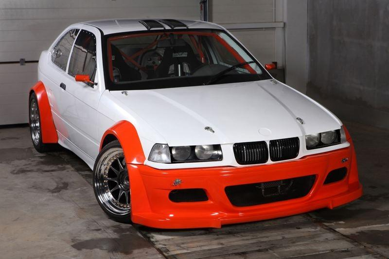 Bmw e36 coupe wide kit typ2