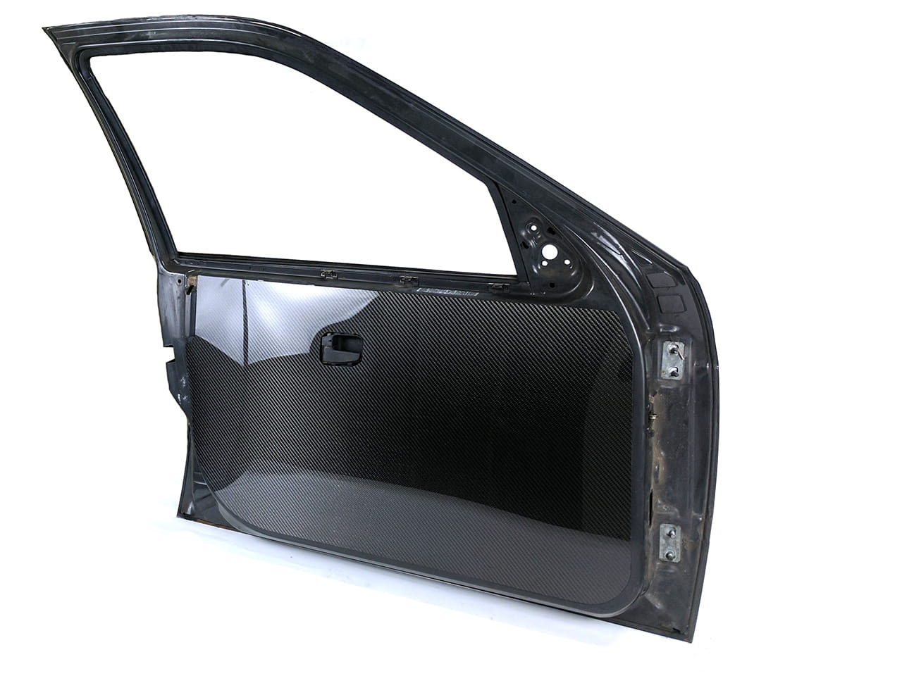 Bmw e36 sedan front carbon door cards