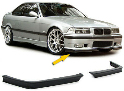 Bmw E36 front corner club lip