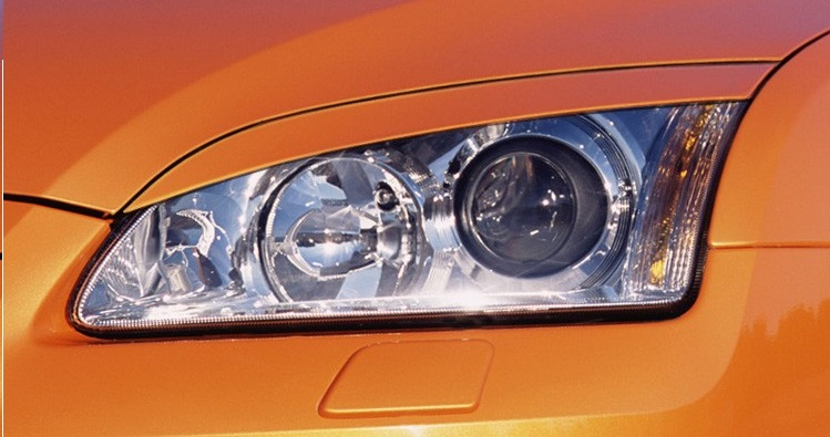 Headlight covers focus 2