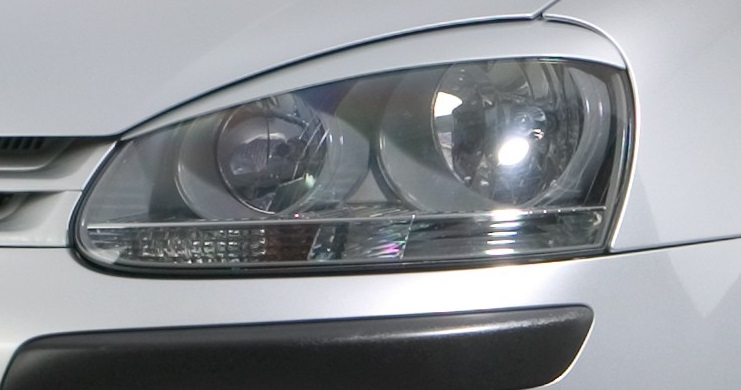 Headlight covers golf 5 / jetta