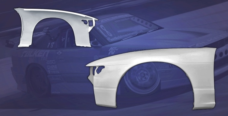 Front Fenders PS13