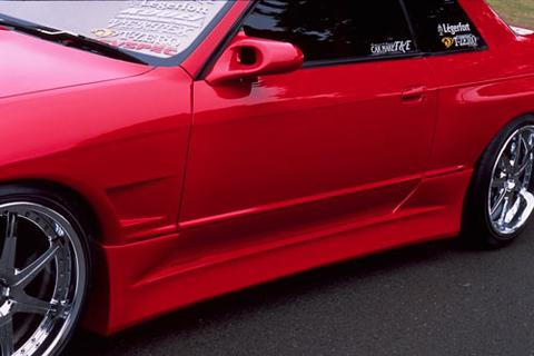 Side skirts R32
