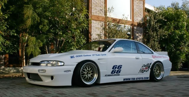 Nissan S14 RB Classic kit