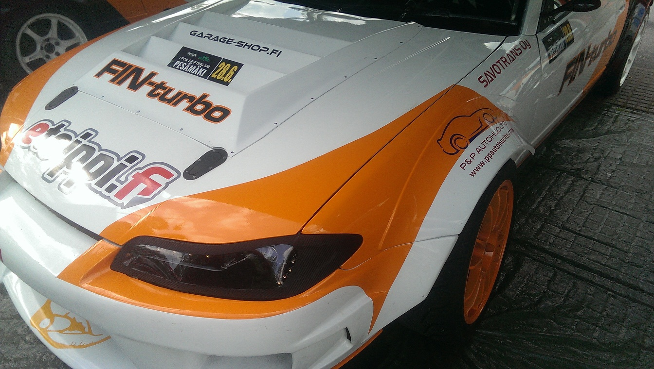 Front Fenders s15 drift
