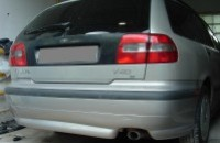 Rear bumper add volvo s/v 40