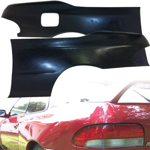 Subaru 22B coupe rear fenders