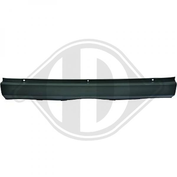 Rear bumper center part Crafter/ sprinter