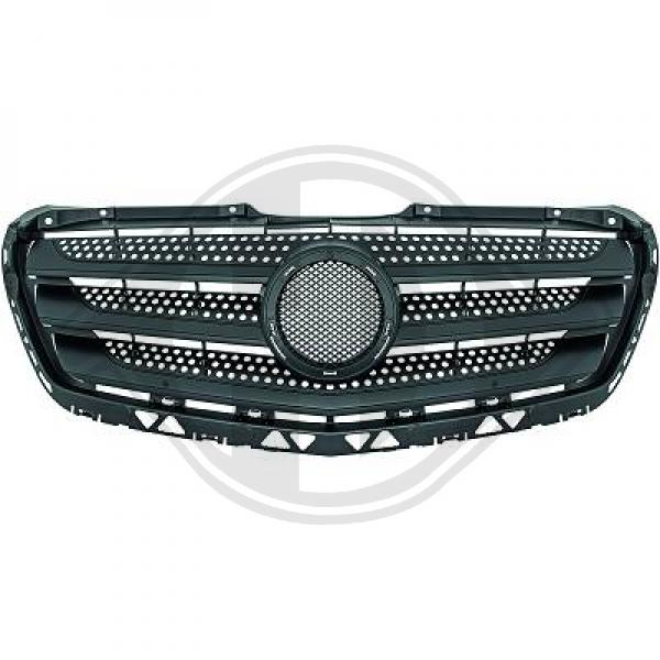 Mercedes Sprinter W906 Facelift grill