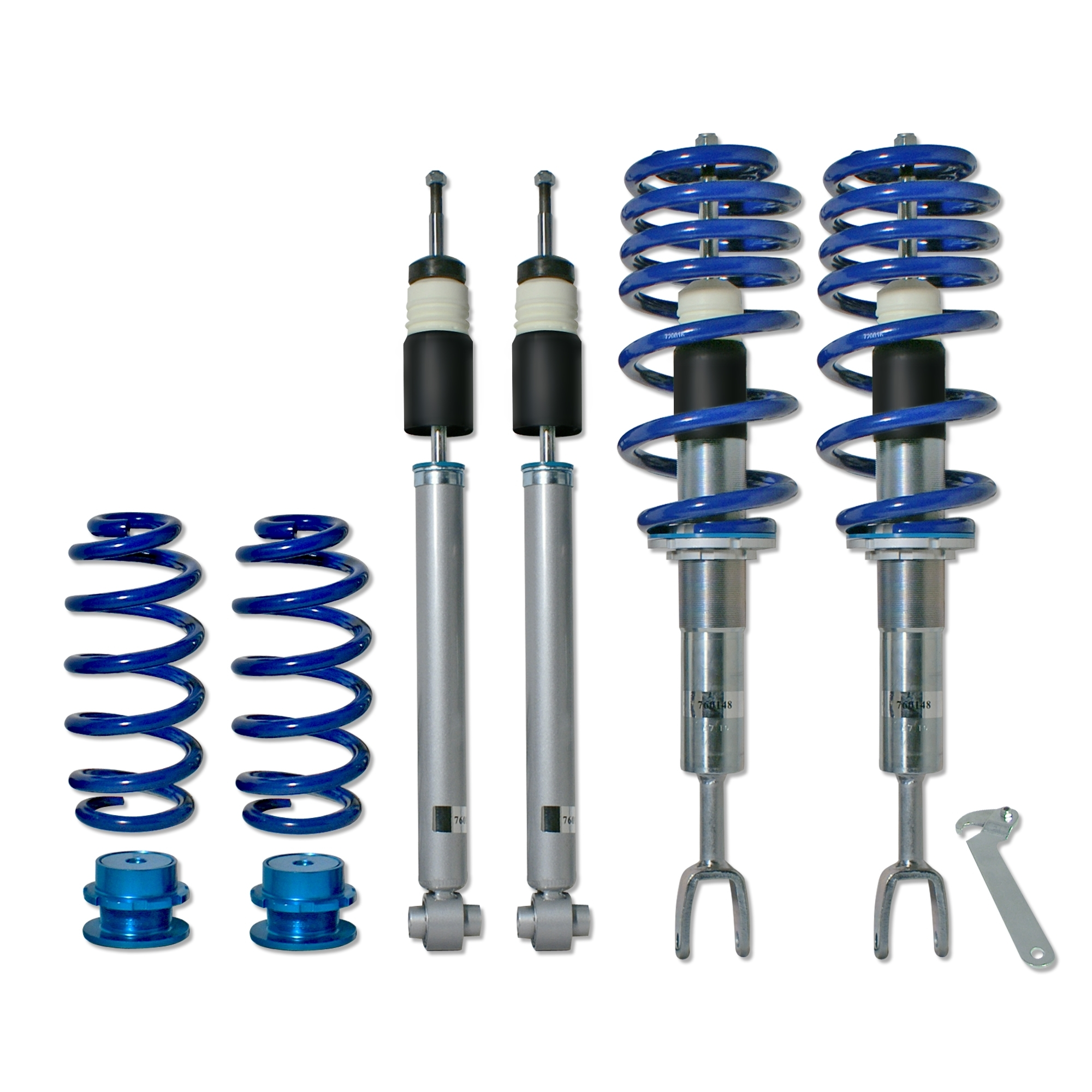 Coilover set Audi A4 B6/ B7