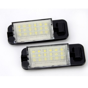 E36 Led plate light
