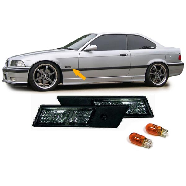 Side marker E36+ E34 smoke