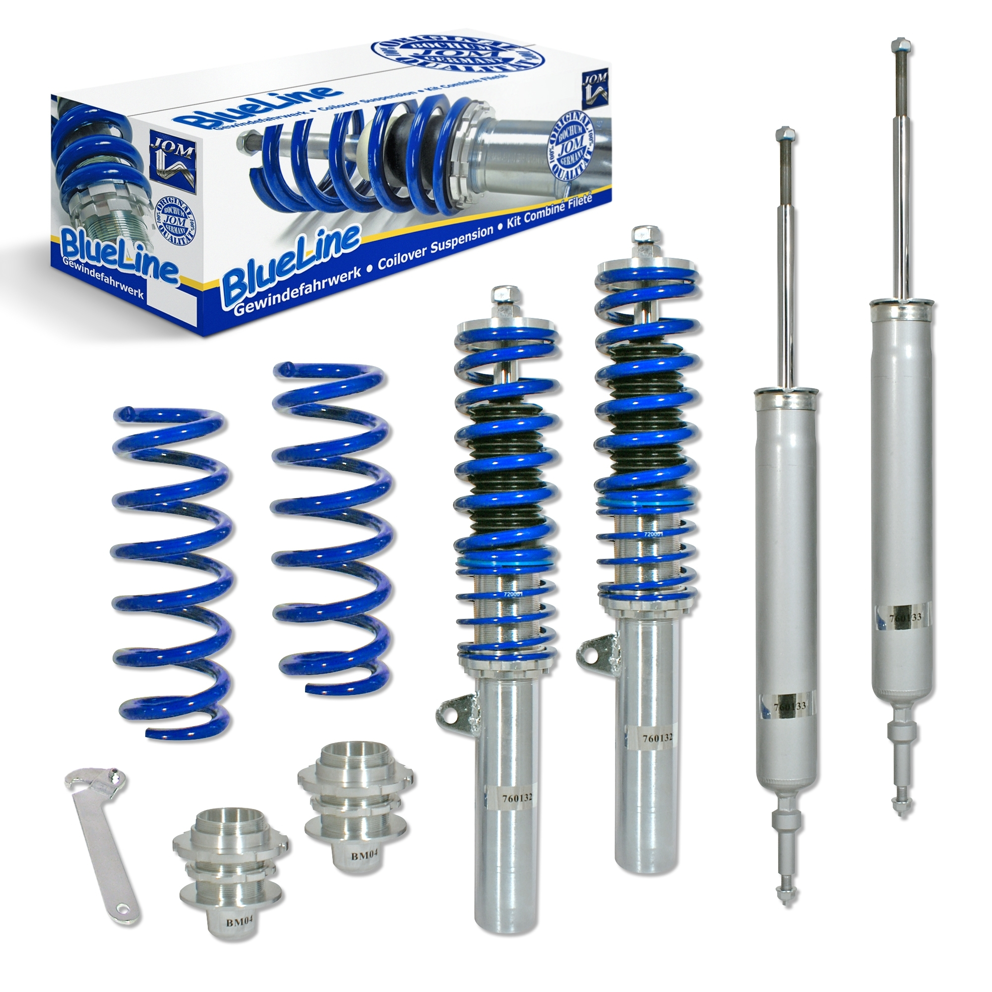 Coilover set Bmw E90/ E91/ E92 /E93