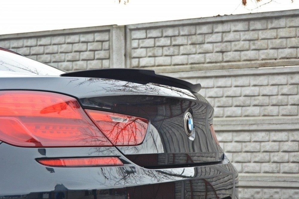 Bmw F06 Gran Coupe Rear spoiler Cap
