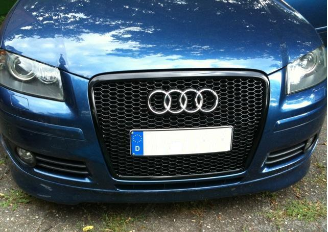 Grill Audi a3 rs 8p