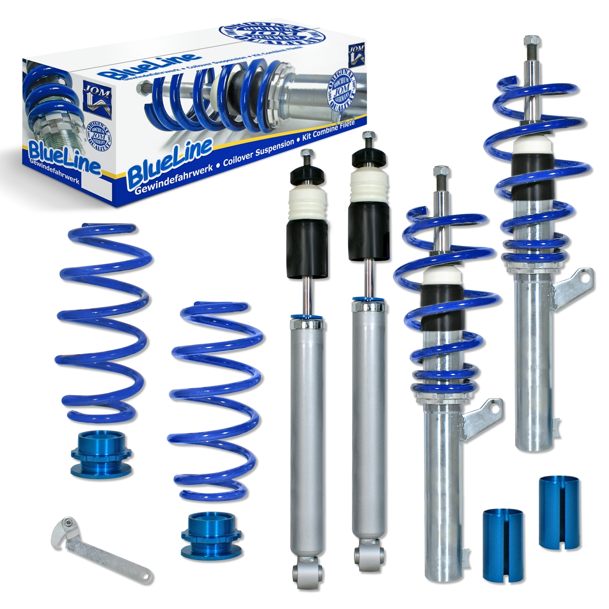 Coilover set Audi a3 , VW passat
