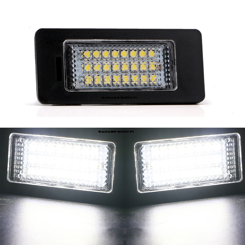 Plate light led Bmw