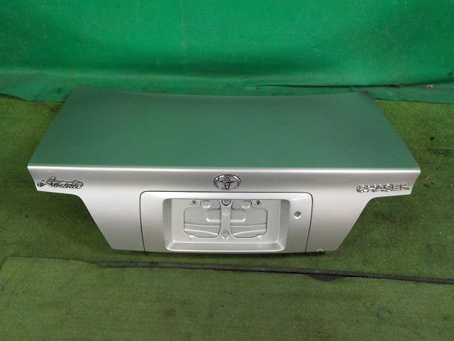 Toyota chaser trunk