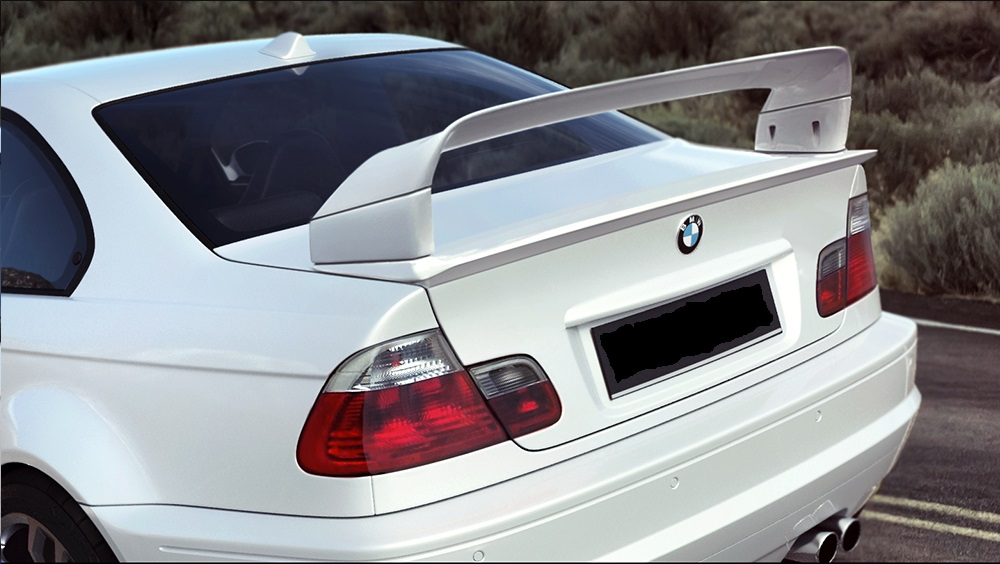 Takaspoileri Bmw E46 GT-Big