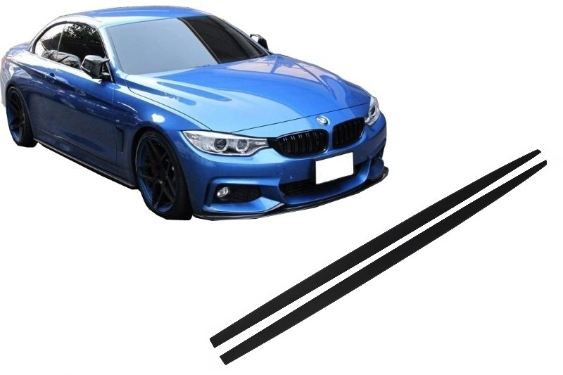 Side skirt extra lip F32