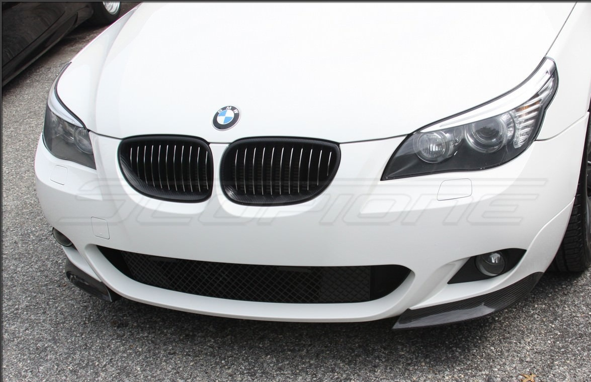 Bmw E60 m tech lipat