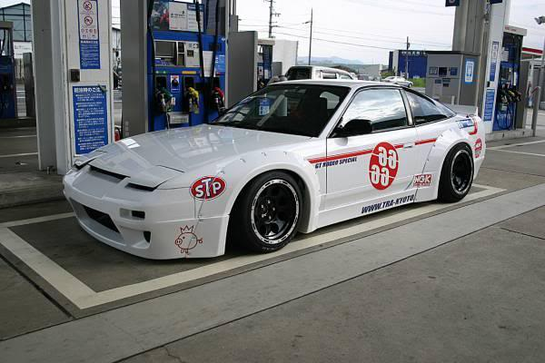 Wide body kit S13