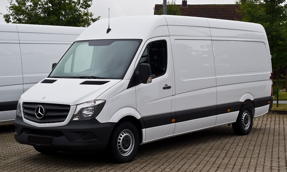 MB Sprinter W906 Facelift conversion